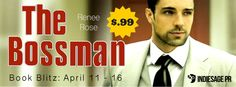 Bossman by Renee Rose ✨ Book Blitz