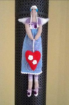 Mijn eigen plekkie: Crochet Tilda creations from all over the world!