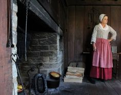 What it's like to be a presenter at Henry Ford and Greenfield Village - fascinating stuff!