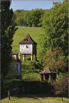 Pigeonnier de Dordogne - Michel Chanaud