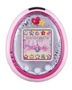 Tamagotchi-BANDAI-Mobile-Uploading-Game-iD-L-Princess-Spacy-ver-pink-Black-0