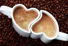 Snuggle coffees ...