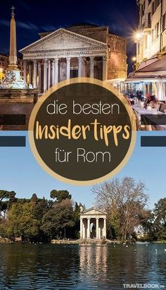 Rom bietet so viele tolle Sehenswürdigkeiten, dass man bei einem City-Trip mitunter ganz schön ins Schwitzen geraten kann. Damit Sie möglichst viel sehen und Ihre Reise dazu noch das gewisse Etwas hat, zeigt TRAVELBOOK, wie Sie Rom wie ein Einheimischer erleben.