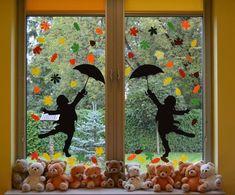 - MyKingList.com Autumn Crafts, Fall Crafts For Kids, Autumn Art, Crafts To Do, Diy Crafts, Easter Arts And Crafts, Fall Preschool, School Decorations, Diy Weihnachten