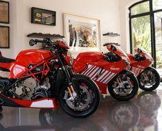 Jerome Dahan Ducati