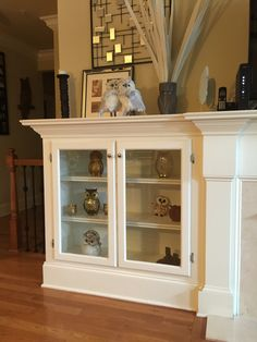 My owls China Cabinet, Owls, Storage, Furniture, Home Decor, Purse Storage, Decoration Home, Chinese Cabinet, Room Decor