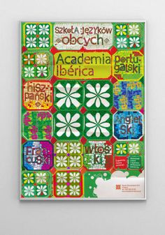 academia iberica advertising poster