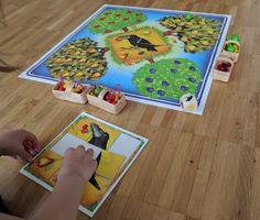 El frutal es uno de los mejores juegos de cooperación manipulativo que existe. ¿Quieres saber cómo es? http://blgs.co/hBy353