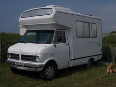 A Bedford camper, similar to this one, replaced the Commer I rented in NZ that had a few mechanical problems in 1974.  We travelled the South Island with friends in a similar camper in 1978.