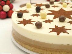 Coffee cake and white chocolate - MisThermorecetas Sweet Recipes, Cake Recipes, Dessert Recipes, Desserts, Chocolate Blanco, White Chocolate, Birthday Cookies, Coffee Cake, Cake Cookies