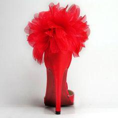Red heels =)
