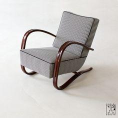 Czech designer Jindrich Halabala Chair - ZEITLOS – BERLIN 1935 / cca 220 €