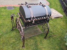 Barbecue Grill, Grilling, Crickets, Backen, Grill Party