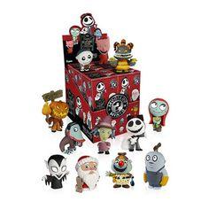 Nightmare Before Christmas Series 2 Mystery Minis