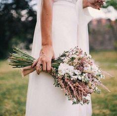 TENDENCIAS EN RAMOS DE NOVIA PARA 2017 novia-bouquet