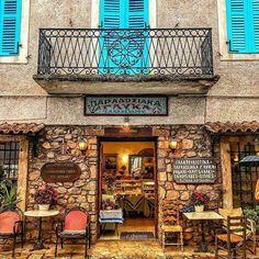 Galaxidi, Greece by@eri_spanou     #greece #galaxidi