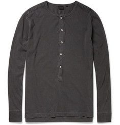 PS by Paul Smith Cotton Henley T-Shirt | MR PORTER