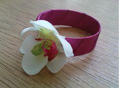 Wesega / Náramok s orchideou