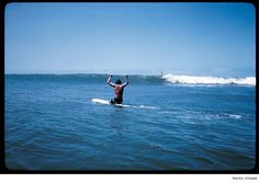 Surfing as a religion?  Rob Gilley examines the shared characteristics of the two.