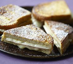 oh how i miss the bennigans monte cristo, but this should be good. MyPanera Recipe: A Monte Cristo Sandwich