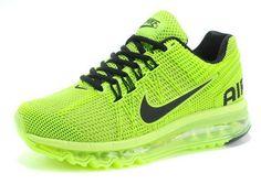 Nike Air Max 2013 KPU Volt Black