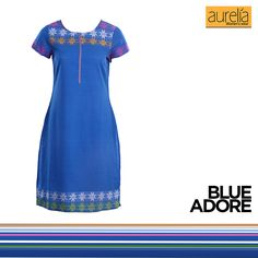 Adorable ethnic wear option now at the nearest Aurelia store.
