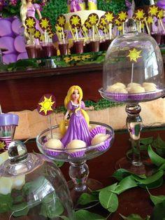 Decoração Provençal Enrolados Rapunzel