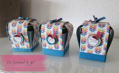 liebste schwester, Geschenkverpackung