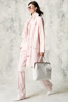 Michael Kors Collection Pre-Fall 2016 Trend - Candy Pastels