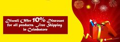 #vijaya #dashami #offer - 20% #discount on #Cakes, #Flowers #Bouquets, #Toys & #Sweets. #Send #Flowers To Your Loved one. Send now: http://bit.ly/1GVuiHp or call us: +91 99659 08888 #Nillablooms -The #Florist in #Coimbatore