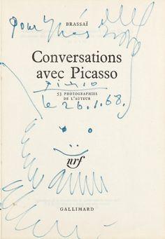 Pablo Picasso Tete d Homme barbu heureux en Libros