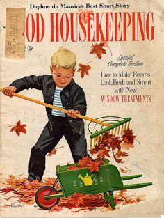 Vintage Good Housekeeping Magazine