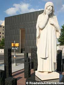 And Jesus Wept - Oklahoma City National Memorial - Oklahoma City, OK