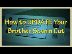 Brother Scan n Cut Tutorial: Create Duplicate Templates and Shapes - YouTube