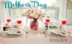 Toronto Mama: Mother's Day Brunch Menu