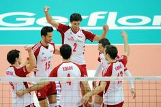 Polish national volleyball team!