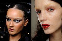 John Galliano fall '10; Givenchy fall '10,