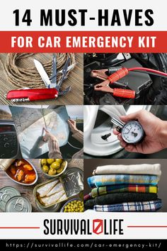 A car emergency kit can help ensure your safety and survival in case of a vehicle breakdown. Here's a rundown of the necessities you must include to build a reliable car emergency kit. #caremergencykit #emergencykit #emergencypreparedness #survivalkit #survival #preparedness #survivallife