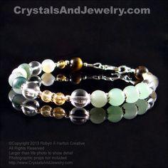 Prosperity Bracelet — Crystal Meanings