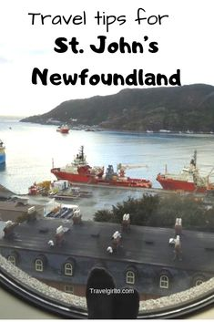 Travel tips on what to see and do in St. John's Newfoundland. Newfoundland Canada, Newfoundland And Labrador, Work Travel, Travel Tips, Travel Info, Travel Ideas, East Coast Road Trip, Visit Canada, Future Travel