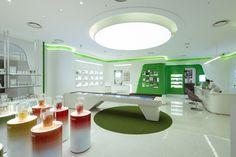 Gang-nam Amway Plaza Flagship Store by Khanproject, Seoul – South Korea » Retail Design Blog