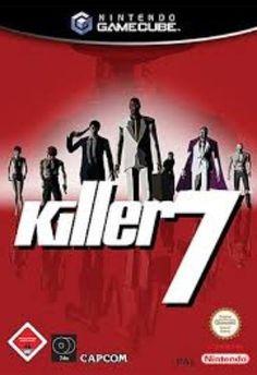 Killer 7 [Pal] [Ingles] [NGC]