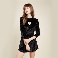 Winona Dress (Black) Valfre.com