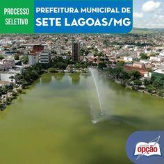 Apostilas Processo Seletivo Prefeitura do Município de Sete Lagoas / MG - 2016: - Cargos: Agente de Combate às Endemias e Agente Comunitário de Saúde