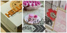 Mini Mariage d'Eté - Albums Photos, Blog Banner, Mini Albums, Disney, Scrapbooking, Room, Crafts, Atelier, Weddings