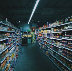 for some reason grocery stores and gas stations at night give me writing inspiration