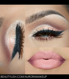 Soft Valentines Look | AuroraMakeup A.'s (AuroraMakeup) Photo | Beautylish
