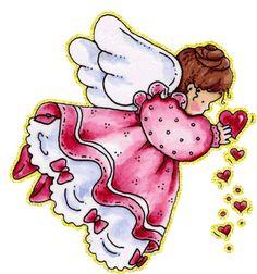 Картинки ангелов девушек