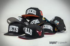 ONLINE ONLY! Neue Mitchell & Ness Caps jetzt im SNIPES Onlineshop unter www.snipes.com/mitchellandness erhältlich. #snipes #headwear #mitchellandness