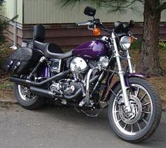 Super glide sport. Different color and I'd ride it everywhere.